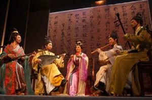 instrumentos opera china