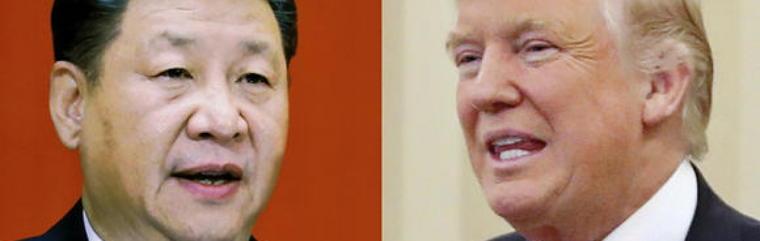 El presidente de China Xi Jinping visita EEUU